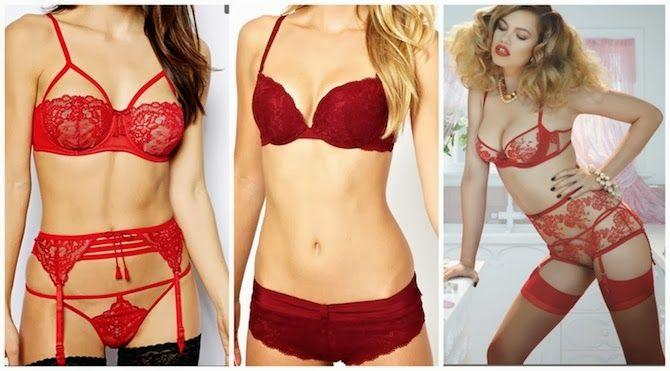 Valentines Lingerie... - Rose Keats - A Fashion & Lifestyle Blog By Roisin E. Keats