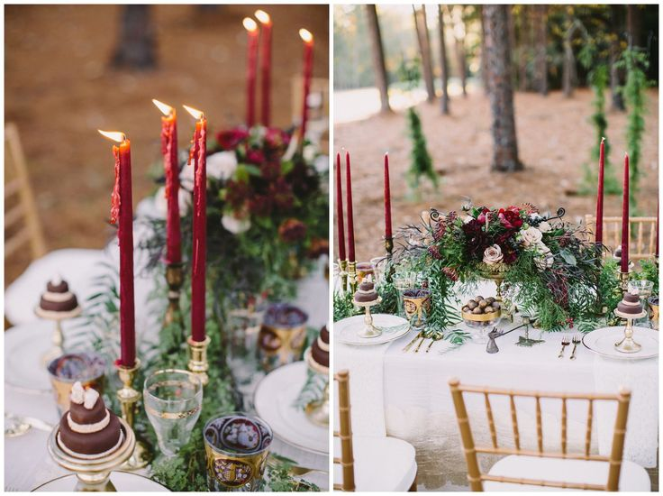 I like the the tablescape (I know the MFA doesn't allow candles, boo) ~JQ