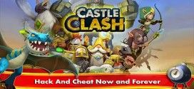Castle Clash Android iOS Hack