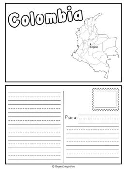 Colombia Country Study | Colombia Estudio de país | Español Edition | Spanish