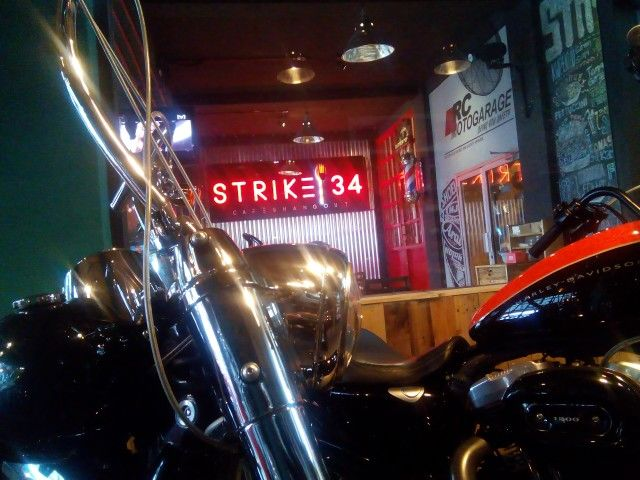 strike 34