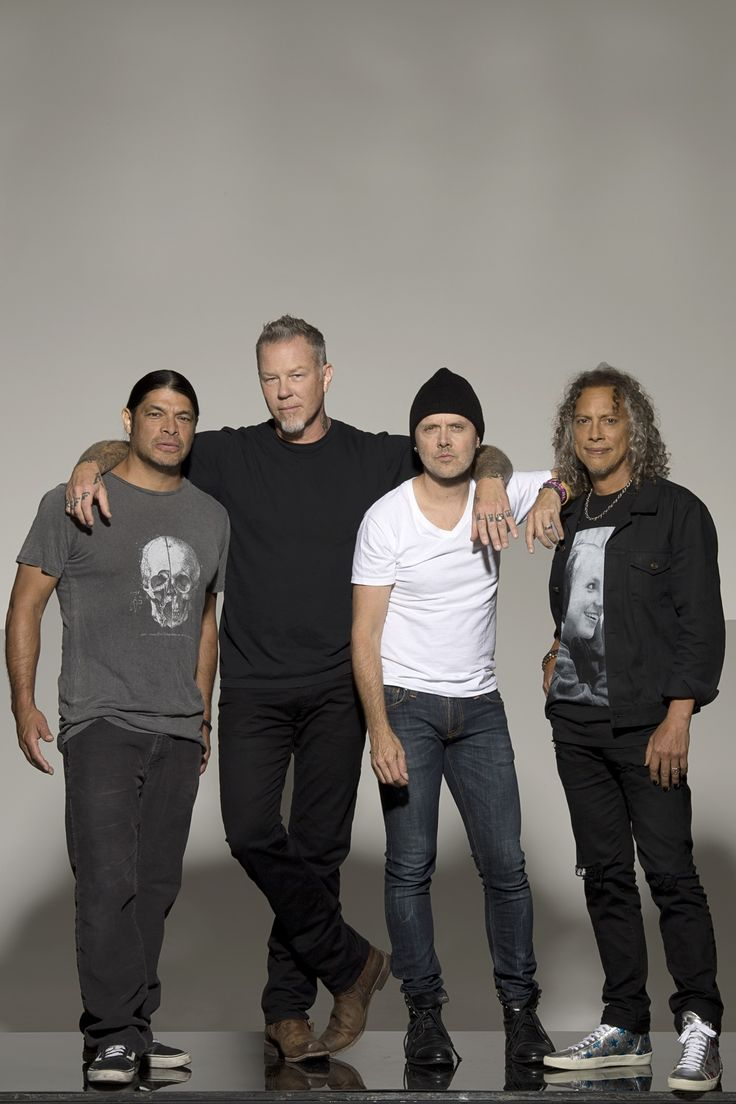 Metallica 2017 their new album sounds like their old (good!) stuff