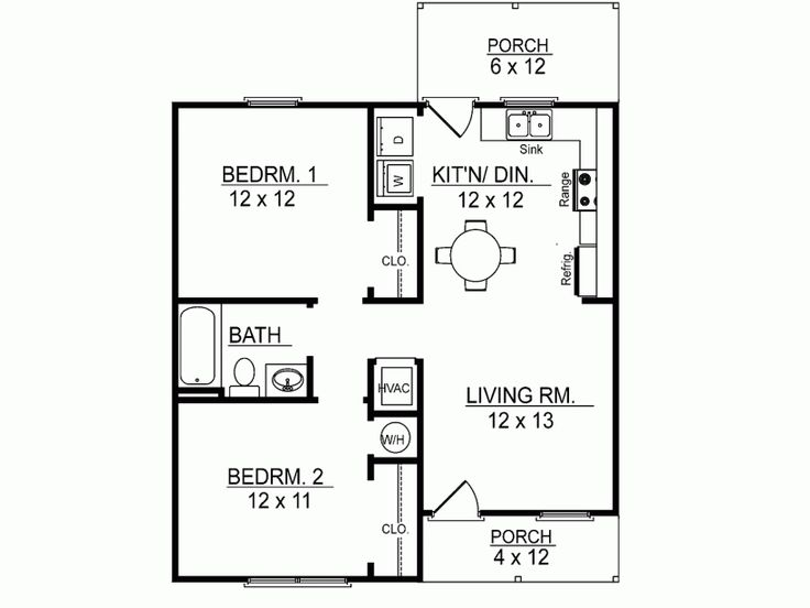 small single story home plans