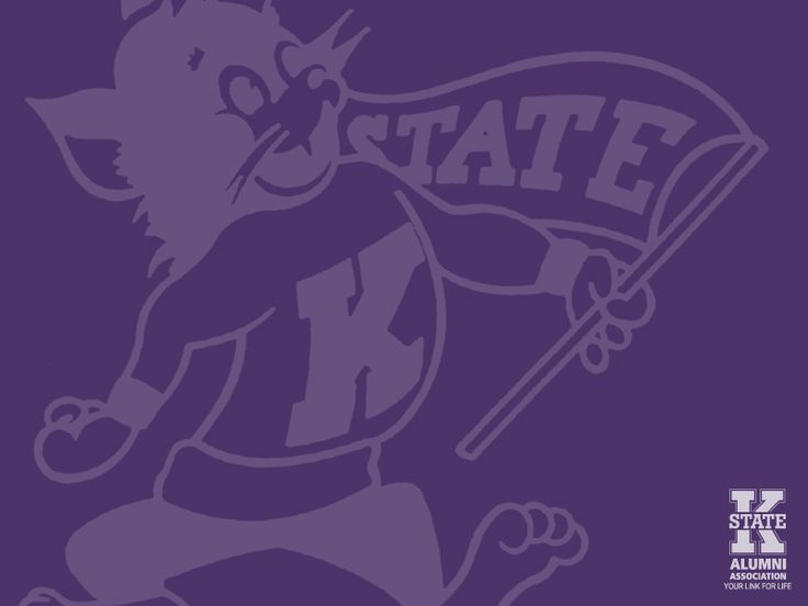 """There have been many K-State Wildcat logos, but the """"Walking Willie"""" has always been my favorite."""