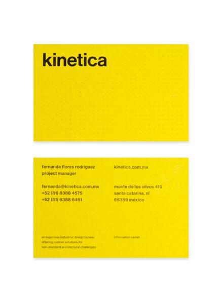 Identity, Branding & Web Design for an industrial design bureau based in Santa Catarina, Mexico.