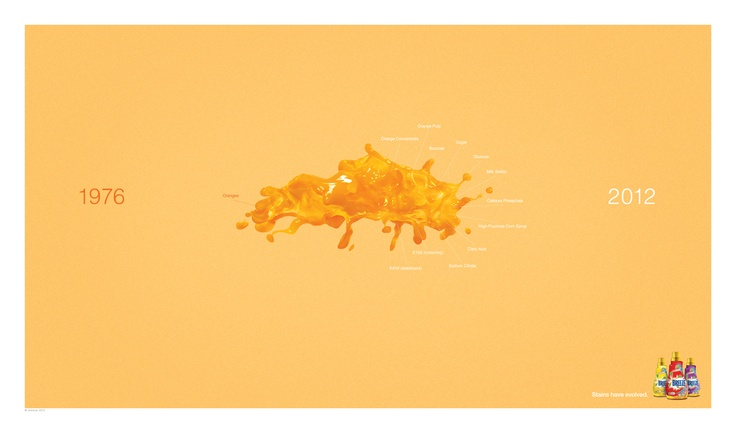 Evolution campaign for Breeze by Lowe Singapore.  This campaign for OMO won a Gold in Outdoor for Cannes Lions 2012.