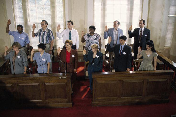 Things I Learned In Jury Duty