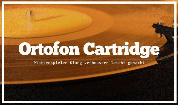 Ortofon Tonabnehmer: Plattenspieler Klang verbessern leicht gemacht