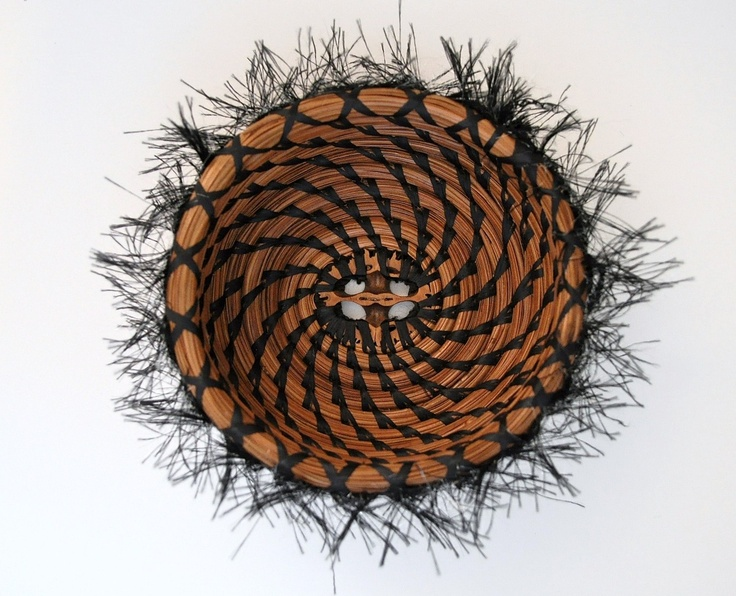 578 best basket weaving with pine needles. images on Pinterest ...