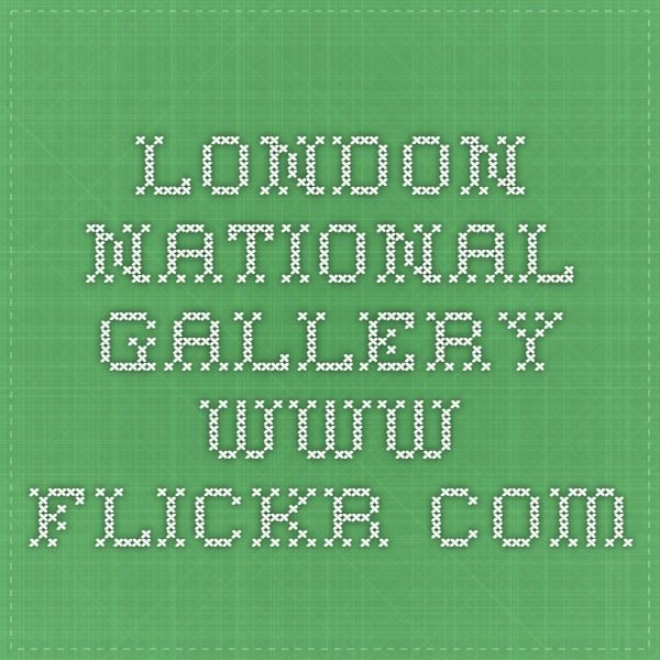 London National Gallery  www.flickr.com