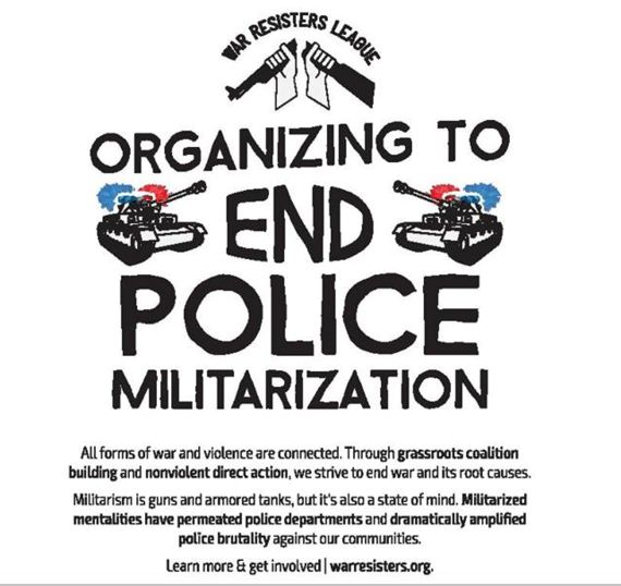 Don't Tie The Safety of Immigrants To NYPD Militarism