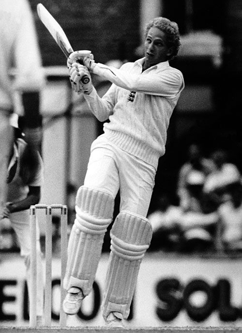 David Gower - one of the most elegant batsmen to play the game!