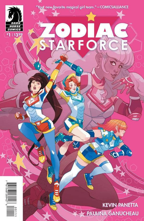 An elite group of teenage girls with magical powers have sworn to protect our planet against dark creatures . . . as long as they can get out of class! These high-school girls aren't just combating ma