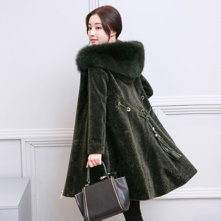 Cheap fur coat, Buy Quality fur coat fashion directly from China fashionable fur coats Suppliers: HANZANGL Fashion Fur Coat Flocking Winter Full Sleeve Long Coat Jacket Plus Size Faux Fur Women Outerwear 6 color S~3XL