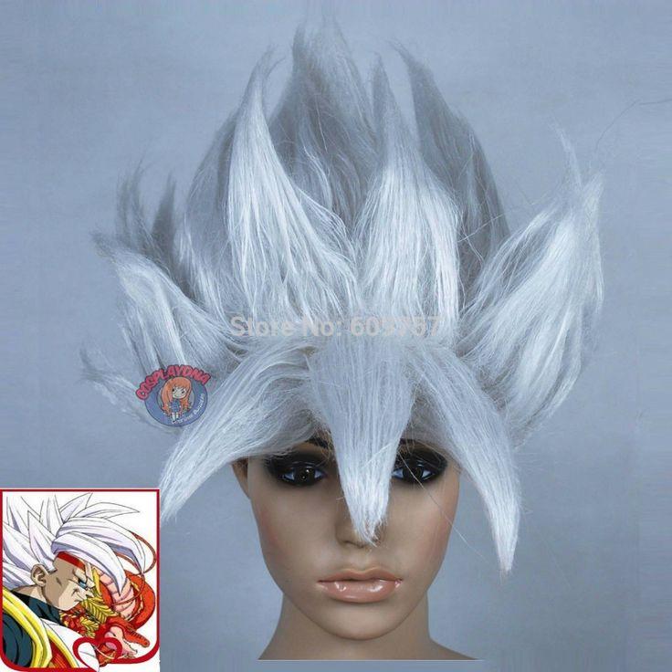 $22.00 (Buy here: https://alitems.com/g/1e8d114494ebda23ff8b16525dc3e8/?i=5&ulp=https%3A%2F%2Fwww.aliexpress.com%2Fitem%2FDragonball-Goku-Silver-Halloween-Wigs-fits-both-adult-and-children-100-Kanekalon-fibre-no-Lace-Front%2F1901413413.html ) Dragonball Goku Silver Halloween Wigs (fits both adult and children) 100% Kanekalon fibre no Lace Front Wigs Free deliver for just $22.00