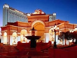Monte Carlo Hotel- Las Vegas