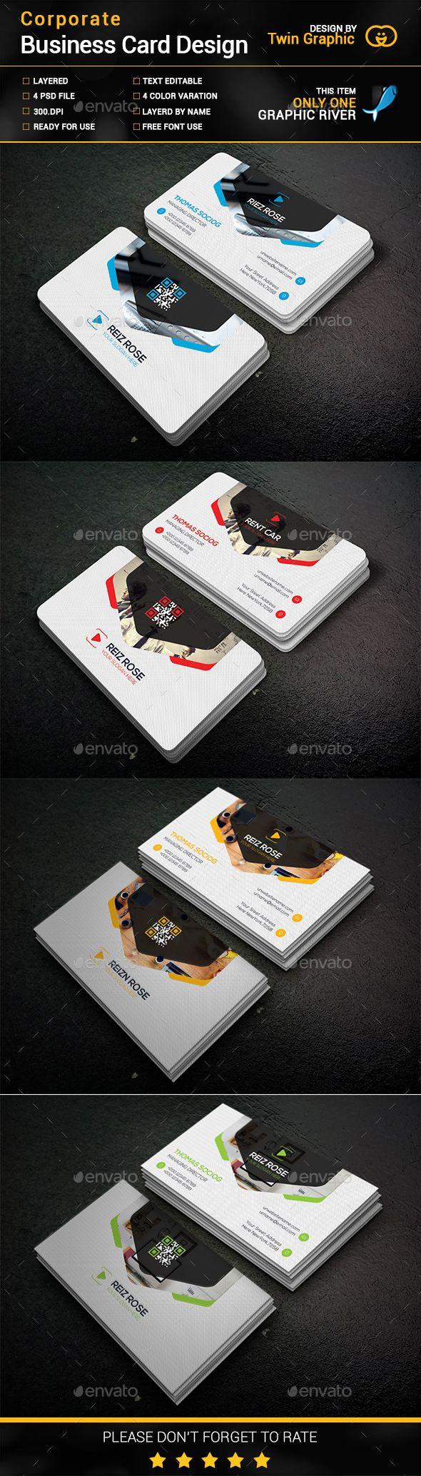 336 best fl business cards images on pinterest business card corporate business card design reheart Images