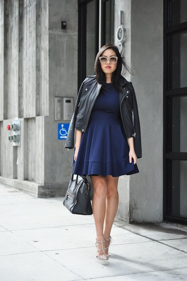 Dress Black Jacket