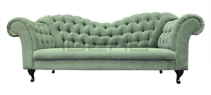 Sofy Stylowe - Sofa Chesterfield Morland Ludwik - IdealMeble