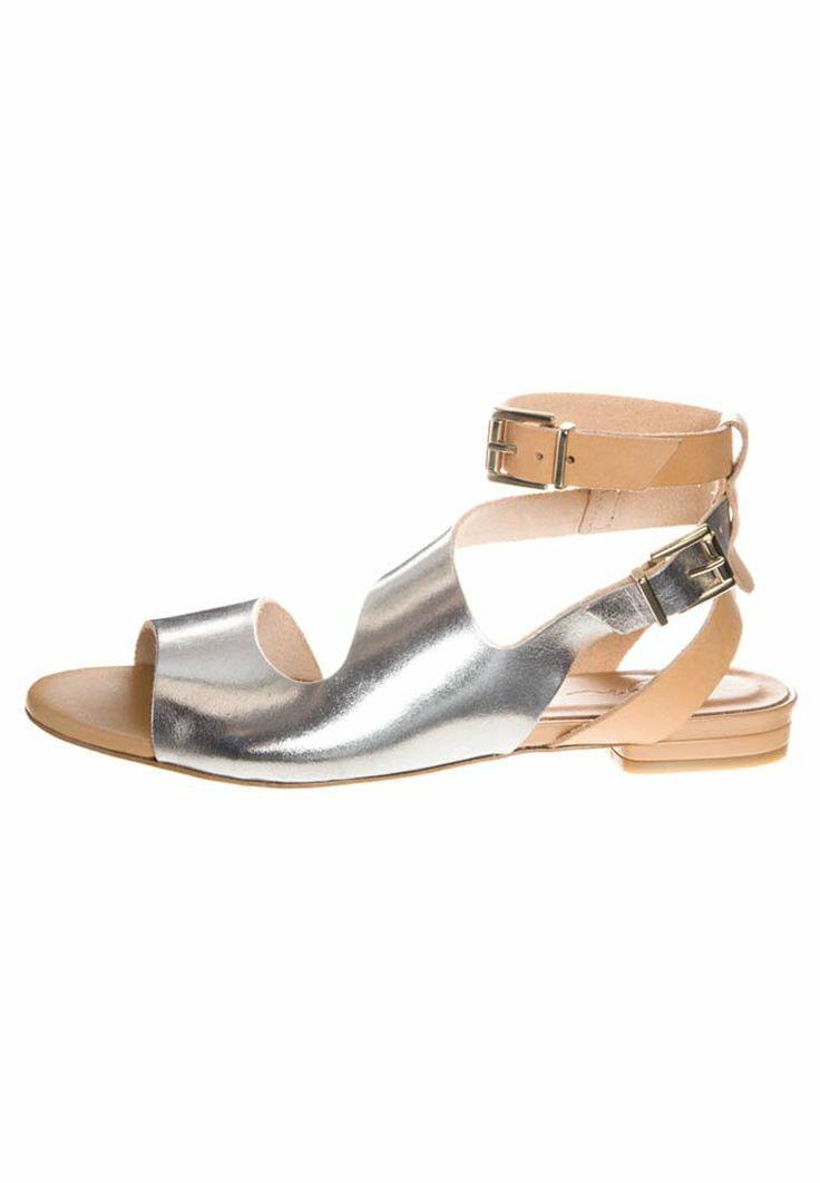 Zign - Sandalette - silber