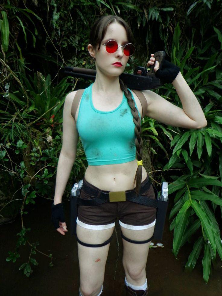 I'm trouble by Amanda-Raider.deviantart.com on @DeviantArt - More at https://pinterest.com/supergirlsart/ #tomb #raider #cosplay #lara #croft