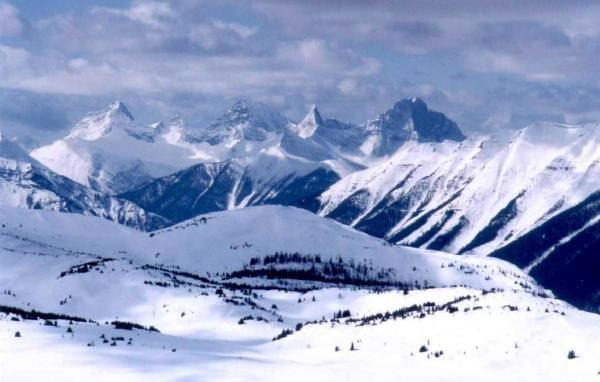 Sunshine Village, Banff, Canada