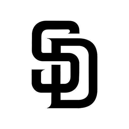 Vinyl Decal Sticker - San Diego Padres Decal for Windows, Cars, Laptops, Macbook, Yeti, Coolers, Mugs etc