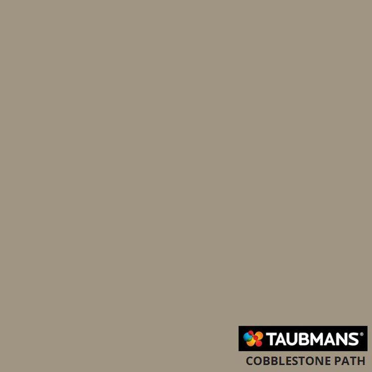 taubmanscolour cobblestonepath - Beste Ausere Hausfarben