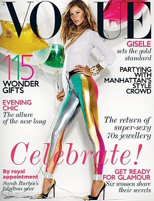 Gisele Bundchen (Vogue)