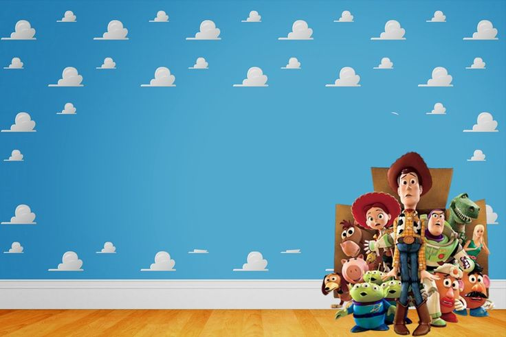 Toy Story 3: Free Printable Invitations.
