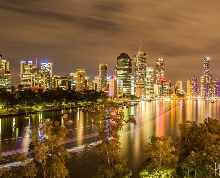 Brisbane River, Kangaroo Point