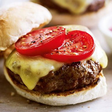 Boerewors Burger - Rugby World Cup Recipes