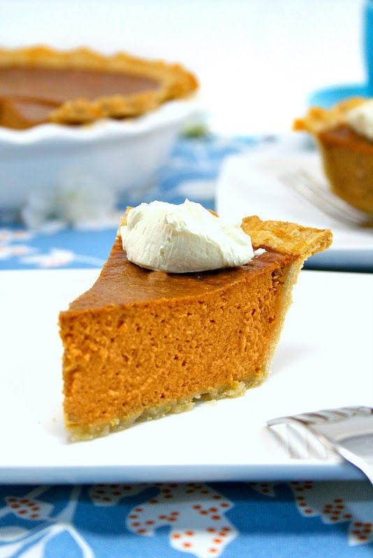 Food and Cook by trotamundos » PUMPKIN PIE (Pastel de Calabaza)