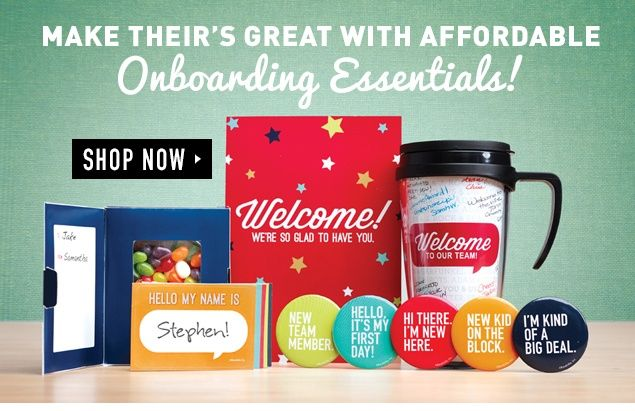 Welcome New Employees with Onboarding Essentials!