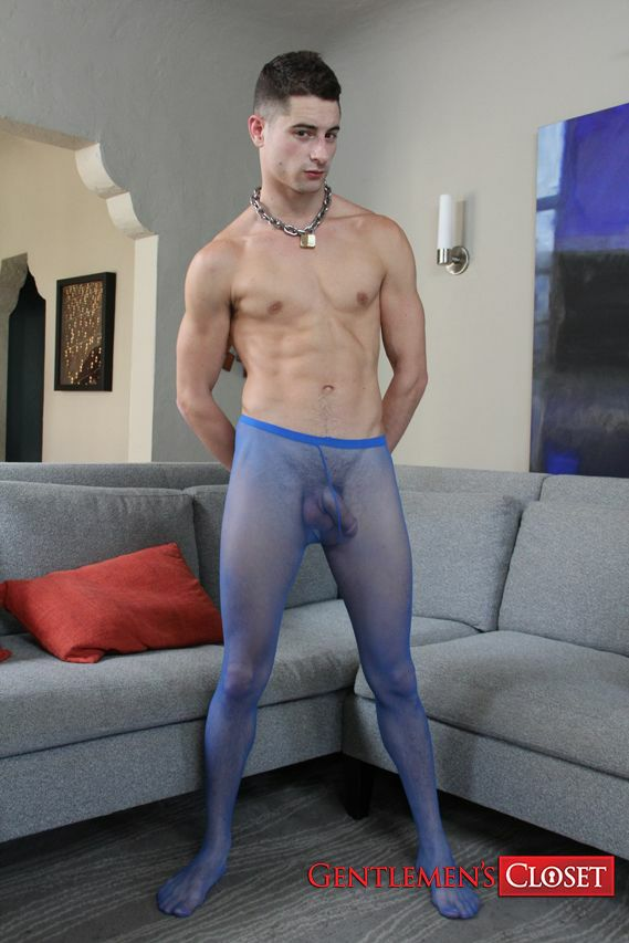 Aussi guys in pantyhose delicia