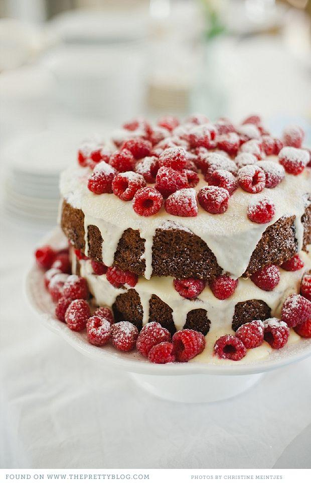 Hummingbird Cake!