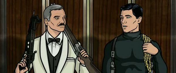 Archer. Arguably TV's funniest show.