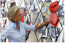 Carolina Herrera ... So proud she is from Venezuela
