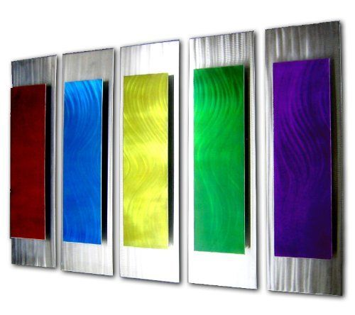 Colorful Kitchen Wall Art: 123 Best Home & Kitchen