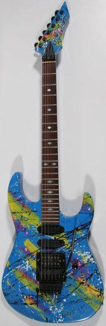 BC Rich Gunslinger Guitar