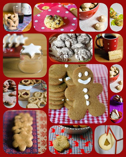 15 biscotti da regalare a Natale - 15 Christmas cookies ideas #lapatataingiacchetta