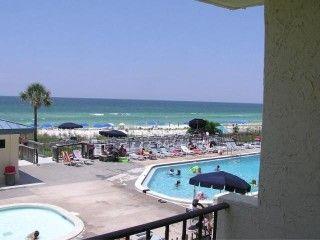 Gulf Front Condo - Panama City Beach, Fl Moonspinner 2 miles from Hidden Dunes