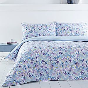 Sunny Floral Duvet & Pillowcase Set #kaleidoscope #bedroom