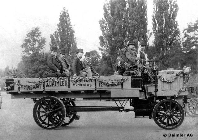 Memorial Day: 9. Februar 1846: Wilhelm Maybach's Geburtstag - Classic - Mercedes-Fans - Das Magazin für Mercedes-Benz-Enthusiasten