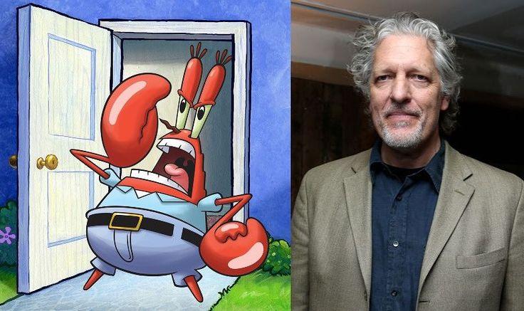 Voice of mr krabs