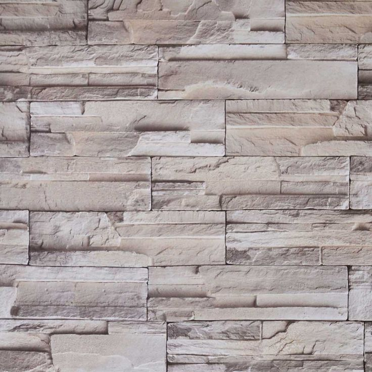 7buy Just Peel And Stick 24 Quot X394 Quot Modern Minimalist Faux Brick Pvc Stone Wallpaper Waterproof