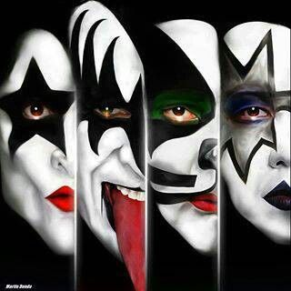 Kiss - Masters of Rock