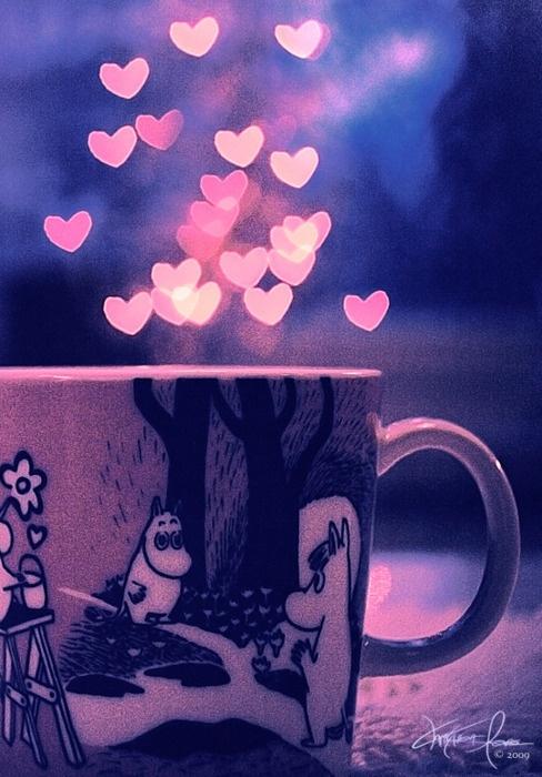A really cute Moomin mug <3