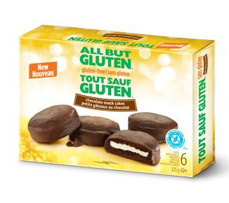 Keep your sweet tooth happy with our brand new #glutenfree #chocolate snack cakes.