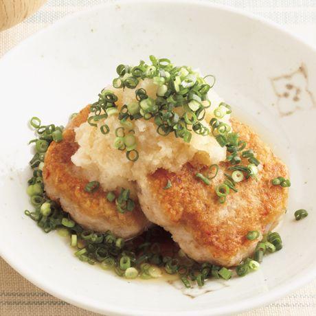 えびれんこんの和風バーグ | 佐藤ひろみさんのハンバーグの料理レシピ | プロの簡単料理レシピはレタスクラブニュース